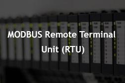 MODBUS Remote Terminal Unit (RTU)
