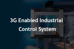 3G Enabled Industrial Control System